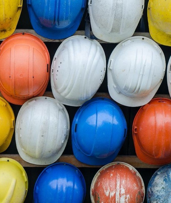 Safety hardhats; lean manufacturing and safety culture go hand-in-hand