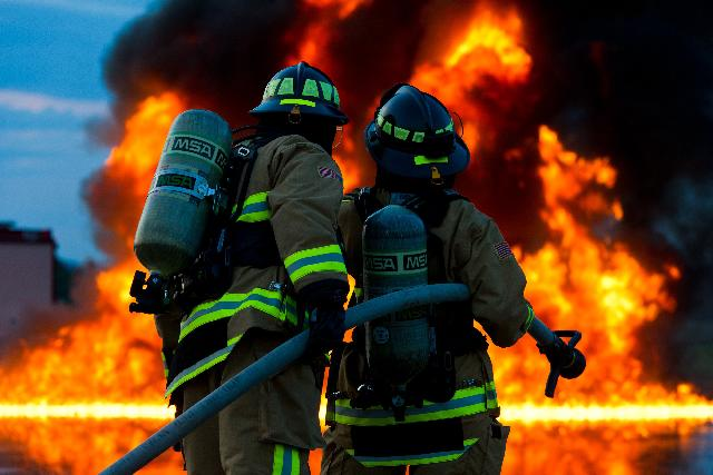 Big fire emergency preparedness program