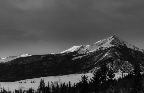 Denver mountain